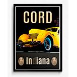 Cord superb car posters